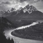EXHIBITION DRAWN FROM ANSEL ADAMS ARCHIVE BRINGS NEW LIGHT TO OLD FAVORITES