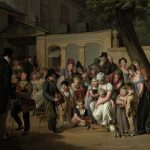 The J. Paul Getty Museum Acquires L'Entrée au Jardin Turc by Louis-Léopold Boilly