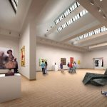 Crocker Art Museum to Open the New Anne and Malcolm McHenry Works on Paper Study Center in 2010 as part of the Museum's 125,000-Square-Foot Expansion Project