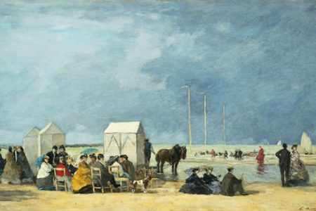 The Lens of Impressionism: Photography and Painting Along the Normandy Coast, 1850-1874 at Dallas Museum of Art