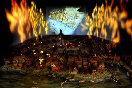 War, Plague and Fire at the Museum of London