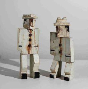 Joaquín Torres-García: Constructing Abstraction with Wood at The San Diego Museum of Art