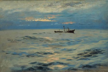 Sargent and the Sea at The Museum of Fine Arts Houston