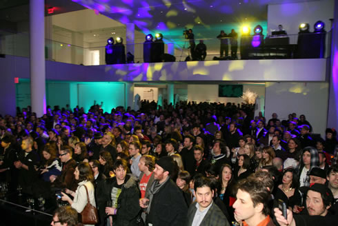 Moma hosts opening night benefit for the armory show 2010 - The armory show tickets ...