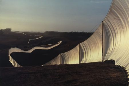 "Smithsonian American Art Museum Presents Exhibition That Celebrates ""Running Fence"" by Christo and Jeanne-Claude"