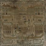 Foundling Museum Acquires a Rare Embroidered Sampler