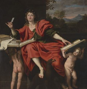 Saved for the nation: Baroque masterpiece goes on display at the National Gallery