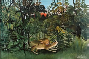 Guggenheim Museum Bilbao Presents Rousseau Exhibition