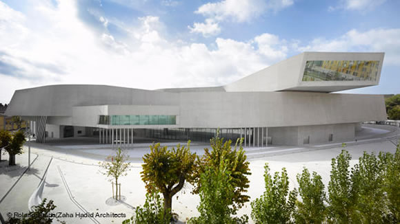 National Museum of XXI Century Arts (MAXXI) Celebrates First Birthday