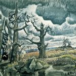 Heat Waves in a Swamp: The Paintings of Charles Burchfield Opens at the Whitney Museum of American Art