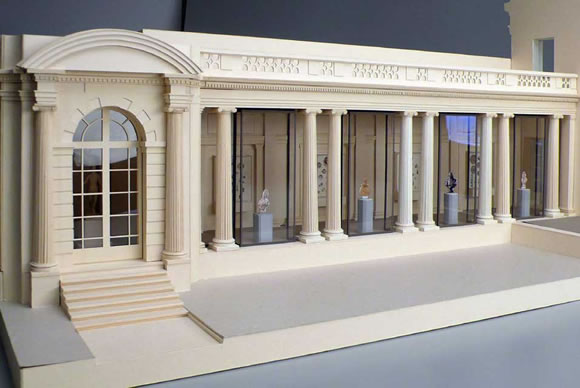 Landmarks Preservation Commission Approves Enclosure of Frick Portico to Create Gallery for Sculpture and Decorative Arts