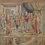 The Loves of Mercury and Herse A Tapestry Series by Willem de Pannemaker at the Museo del Prado