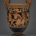 J. Paul Getty Museum Museum Puts Monumental Red-Figure Krater on View