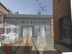 Cecil Higgins Art Gallery, Bedford Museum and Bedford Gallery Redevelopment Proposals