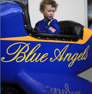 Blue Angels Week at The Museum of Flight Aug. 5 – 8