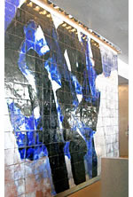 Butler Art Museum Acquires Pierre Soulages Mural