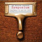 Peabody Essex Museum Hosts Art Museum Libraries Symposium