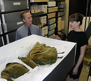 Gone With The Wind Fans Donate $30,000 to Preserve Original Costumes at the Harry Ransom Center