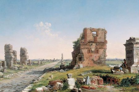 Georgia Museum of Art at UGA acquires two paintings from West Foundation Collection