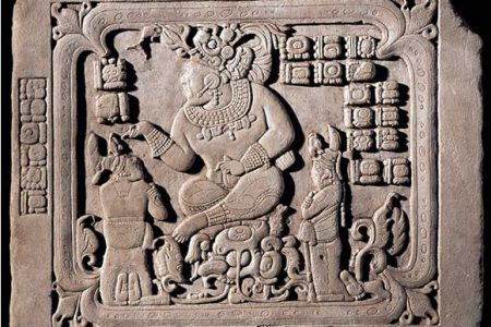 Fiery Pool: The Maya and the Mythic Sea Exhibition Opens at the Kimbell Art Museum