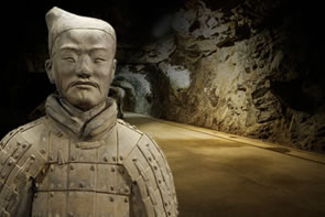 King Carl XVI Gustaf Opens Terracotta Army Exhibition in Stockholm