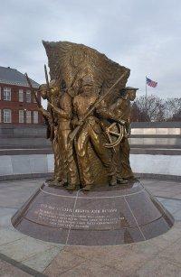 African American Civil War Museum Reopens in Washington