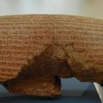 The British Museum lends the Cyrus Cylinder to the  National Museum of Iran