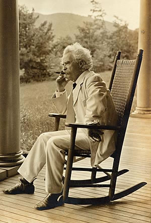 A hatred towards mankind in letters from the earth by mark twain