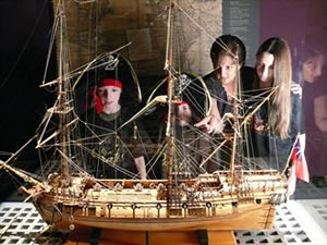 Houston Museum of Natural Science Presents Real Pirates: The Untold Story of the Whydah from Slave Ship to Pirate Ship