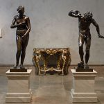 Getty Museum Reopens Sculpture & Decorative Arts Galleries  in the West Pavilion