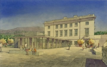 Maryhill Museum of Art Expansion to Open Spring 2012