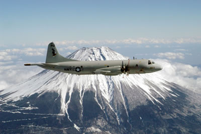 U.S. Navy Patrol Plane Arrives For  Northwest Naval Aviation Appreciation Day Oct. 30 at the Museum of Flight
