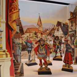 Museum of Performance & Design Presents Toy Theatres: Worlds in Miniature