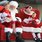 Santa Opens Museum Holiday Event with Helicopter  Arrival Dec. 11
