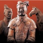 Terracotta Army at the Montreal Museum of Fine Arts