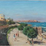 London Jewish Museum of Art Presents  Land of Light and Promise: Ludwig Blum