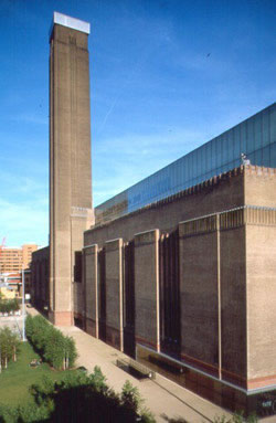 UK Power Networks Handover Switch House to Tate Modern
