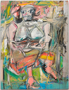 Museum of Modern Art Announces De Kooning A Retrospective