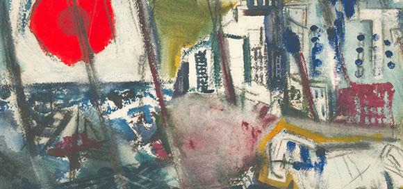 High Museum to Host John Marin Watercolors: A Medium for Modernism