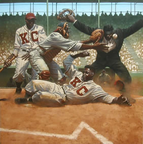 Muskegon Museum of Art Presents The Story of Negro League Baseball