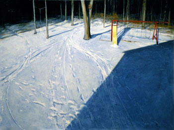 New Bedford Art Museum Presents In the Landscape: Four Painters — Four Seasons