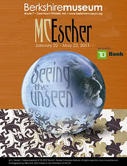 Berkshire Museum Presents M.C. Escher Seeing the Unseen