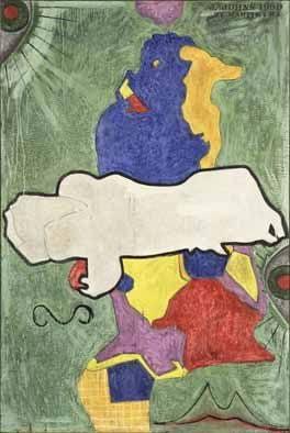 Valencian Institute Of Modern Art Opens Jasper Johns The