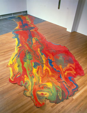 New Museum Opens Lynda Benglis Exhibition Museum