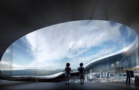 BIG WINS THE COMPETITION TO DESIGN GREENLAND'S NEW NATIONAL GALLERY