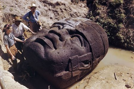 de Young Opens Olmec Colossal Masterworks of Ancient Mexico