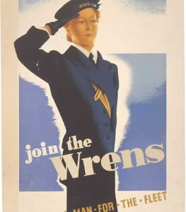 Imperial War Museum North Presents Wrens Film for International Women's Day