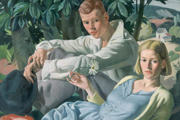 Walker Art Gallery Opens British Art 1880-1950
