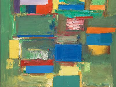 UC Berkeley Art Museum and Pacific Film Archive Receives Grant To Conserve Hans Hofmann Collection