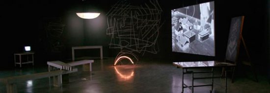 Joan Jonas Exhibition: Light Time Tales   Pirelli